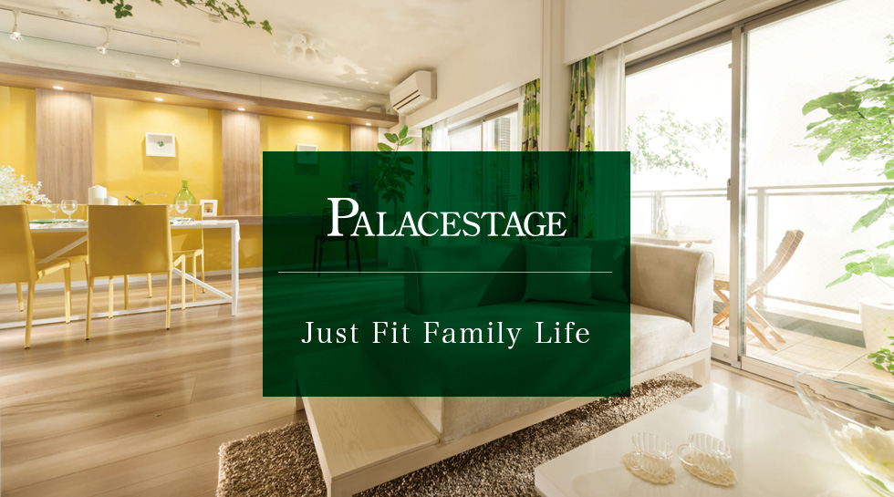 Paladestage Just Fit Family Life